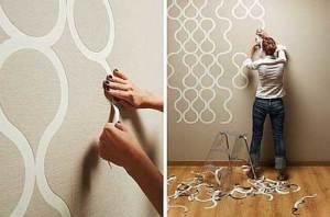 Pemasangan Wallpaper Rumah
