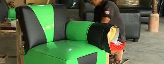 Pembuatan Sofa